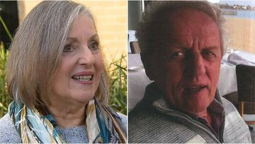 Mandy Whitlock has made a public appeal after her husband Conrad went missing yesterday morning.