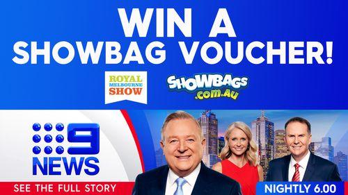 Win a $50 Showbag voucher