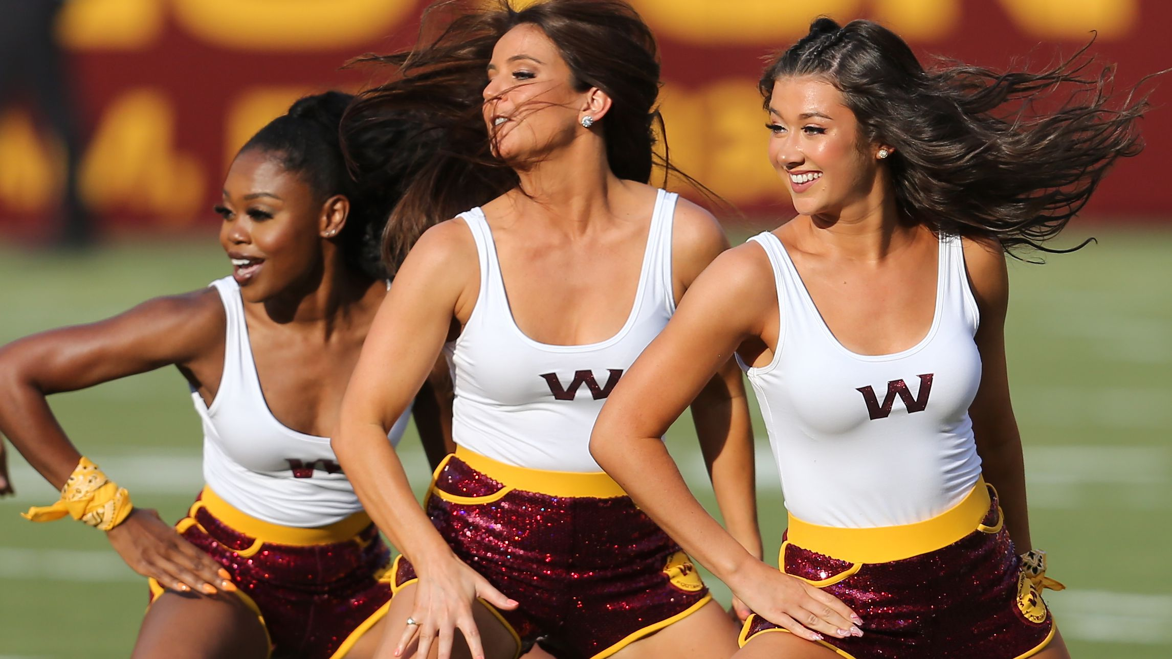 Inappropriate photos of Washington Football Team's cheerleaders uncovered amid Gruden email scandal