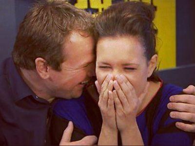 <strong>2012: Brad and Lara Cranfield</strong>