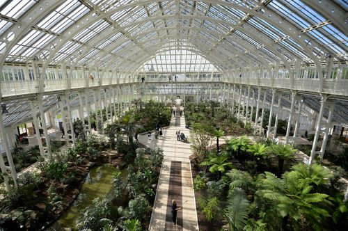 London's Kew Gardens are world famous. (AAP)