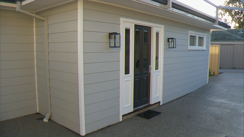 Steph's home was completely renovated with the help of a couple of Block favourites.
