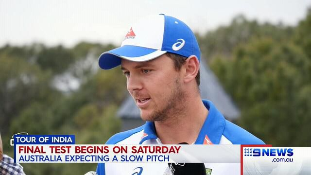 Aussies eye rare Test series win in India
