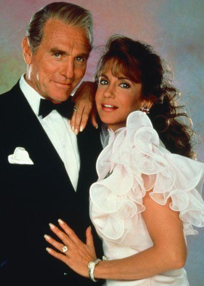 John (Jerry Douglas) and Jill (Jess Walton): Then