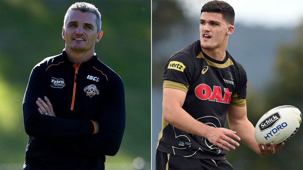 Wests Tigers coach Ivan Cleary admits feeling 'weird' ahead of clash against son Nathan's Panthers