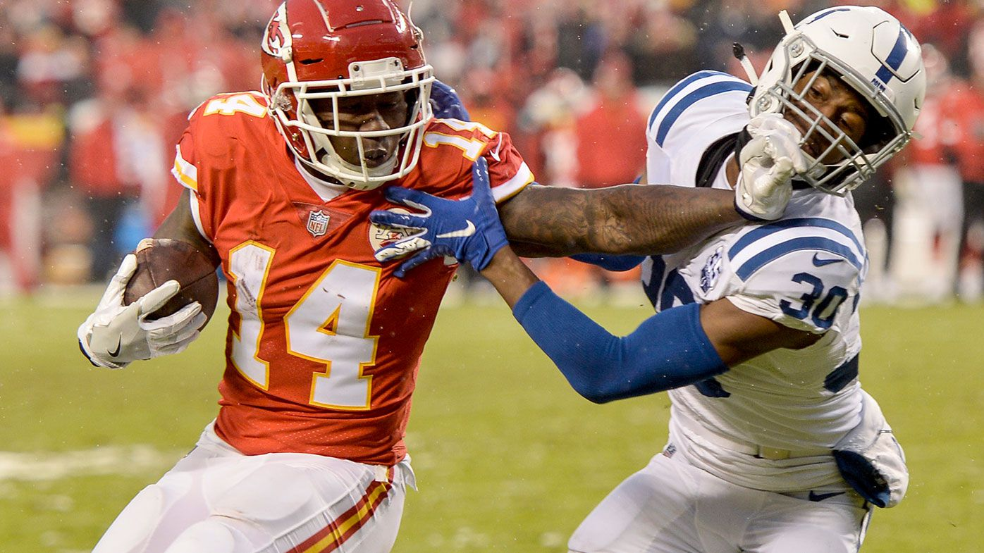NFL: Kansas City Chiefs trump Indianapolis Colts in playoffs