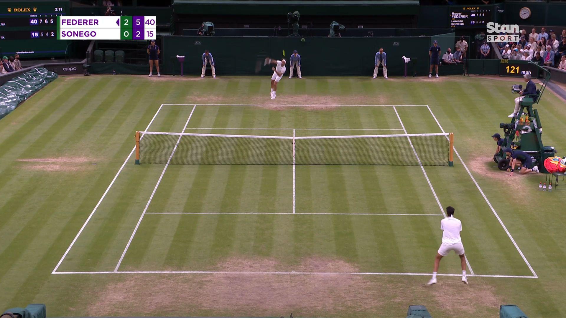 Citing knee, Roger Federer out of Toronto, Cincinnati tournaments
