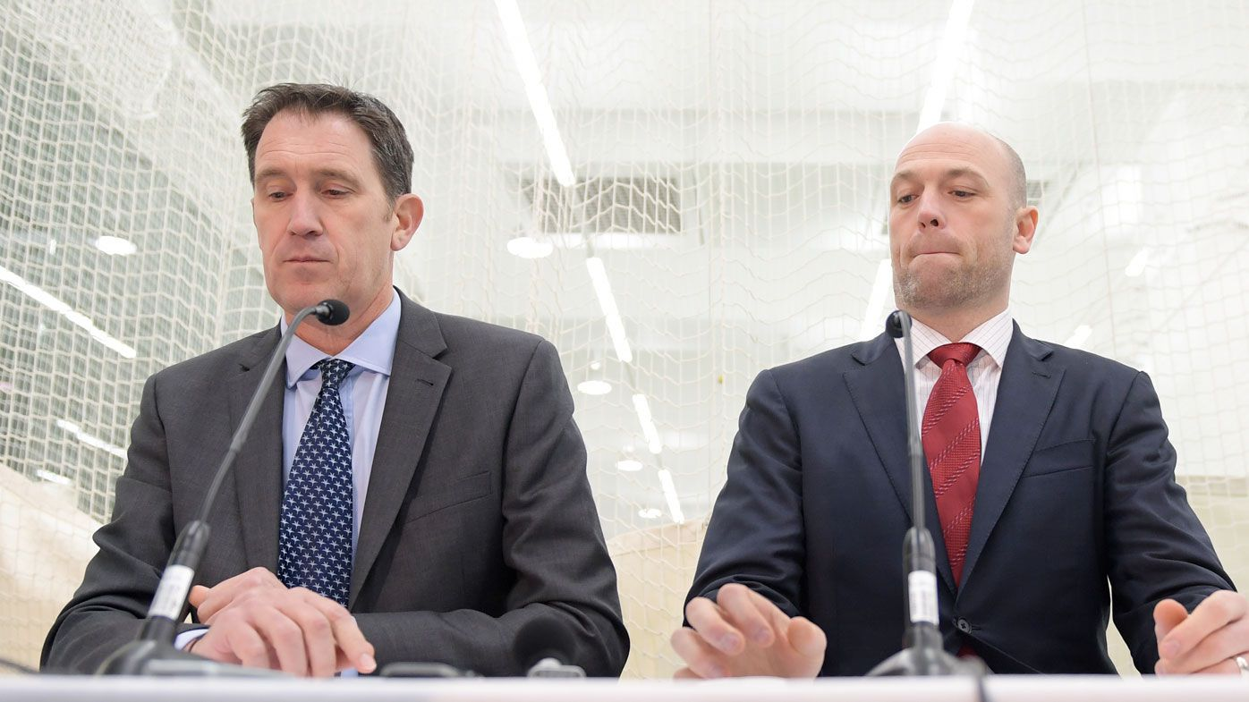 James Sutherland and Alistair Nicholson