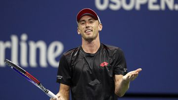 Photo of the week - John Millman made himself a household name around Australia with a fantastic run at the US Open tennis that saw him beat living legend Roger Federer.