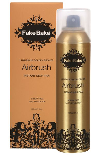 "<a href=""http://www.fakebake.com.au/"" target=""_blank"">Airbrush, $42, by Fake Bake</a>"