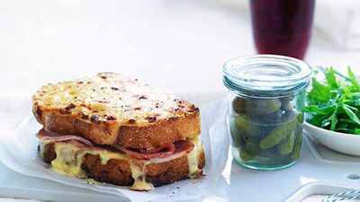 <strong>Croque-monsieur</strong>