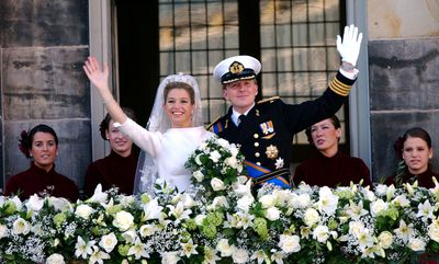 Queen Maxima of the Netherlands: The Dutch Star tiara