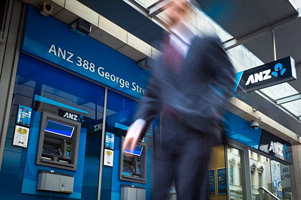ANZ bank branch