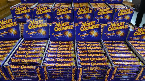 Chocolate favourite returns home after local firm buys classic from Nestle.(AAP)