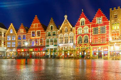 <strong>11. Bruges:&nbsp;The best for chocolate lovers</strong>