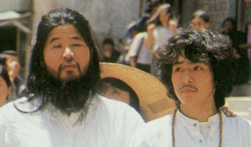 Doomsday cult leader Shoko Asahara was executed earlier this year. (Photo: AP).