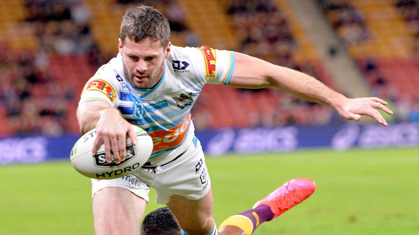 Titans try-scoring machine Anthony Don calls time on impressive NRL career