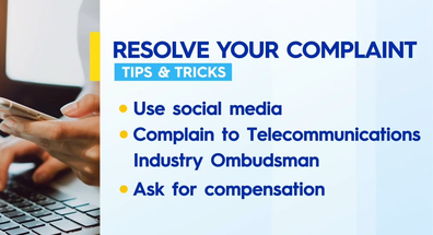 Tips and tricks for resolving complaints.