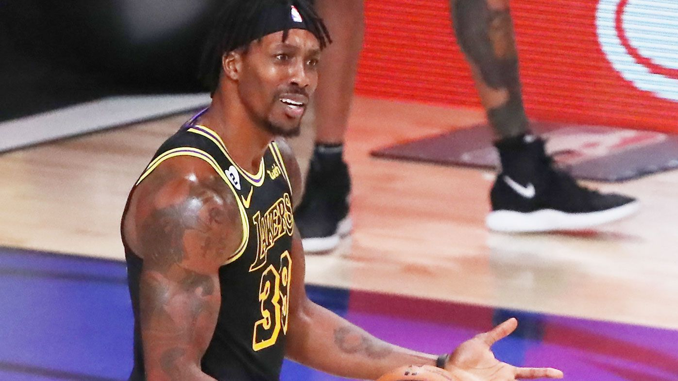 NBA star Dwight Howard didn't pay women who looked after his 90kg pet snake: report