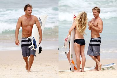 In 2011, Lincoln appeared in a documentary called <I>First Love</i>, about three female Aussie surfers pursuing their dreams.<br/><br/>Images: Scope