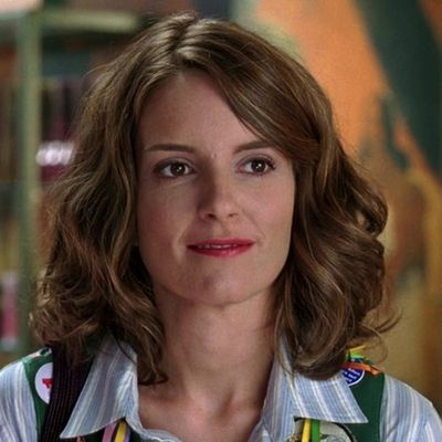 Tina Fey as Ms. Norbury: Then