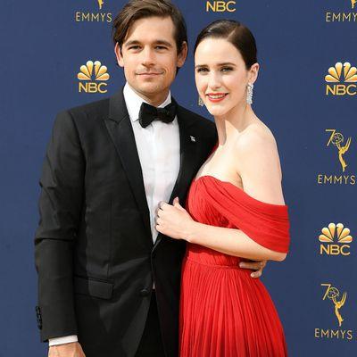 Rachel Brosnahan and Jason Ralph