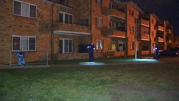 Man stabbed to death at Melbourne apartment block