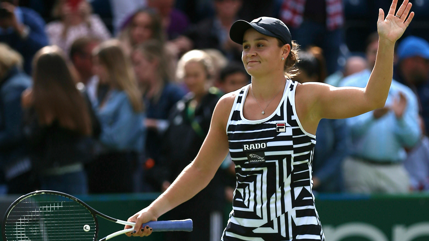 Ashleigh Barty turns down Andy Murray's Wimbledon mixed doubles invite