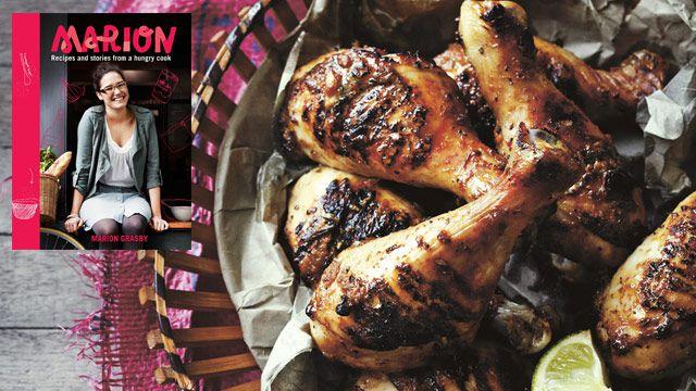 Marion Grasby's Sweet pepper chicken