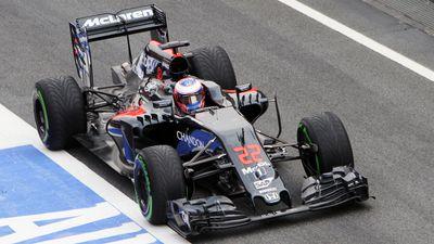 <strong>McLaren-Honda MP4-31</strong>