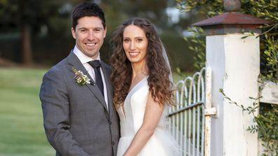 MAFS 2021 Patrick and Belinda wedding