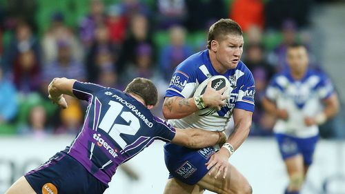 Red-hot Bulldogs send Storm packing from NRL finals
