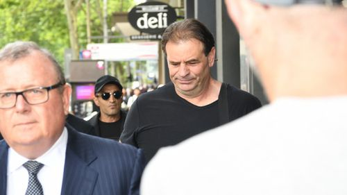 Union boss John Setka faces court on five charges