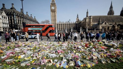 The incident comes as the UK remains on high alert and just 18 months after six people were killed on Westminster Bridge in another attack that rocked the city last year.