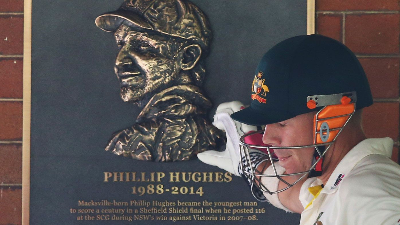 Cricket Australia remembers Phillip Hughes on fifth year anniversary of passing