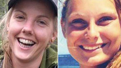 Maren Ueland of Norway and 24-year-old Louisa Jespersen of Denmark.