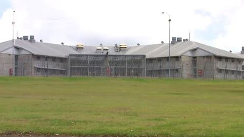 Two prisoners demanding access to drug rehabilitation programs are protesting at the Woodford Correctional Centre. (9NEWS)