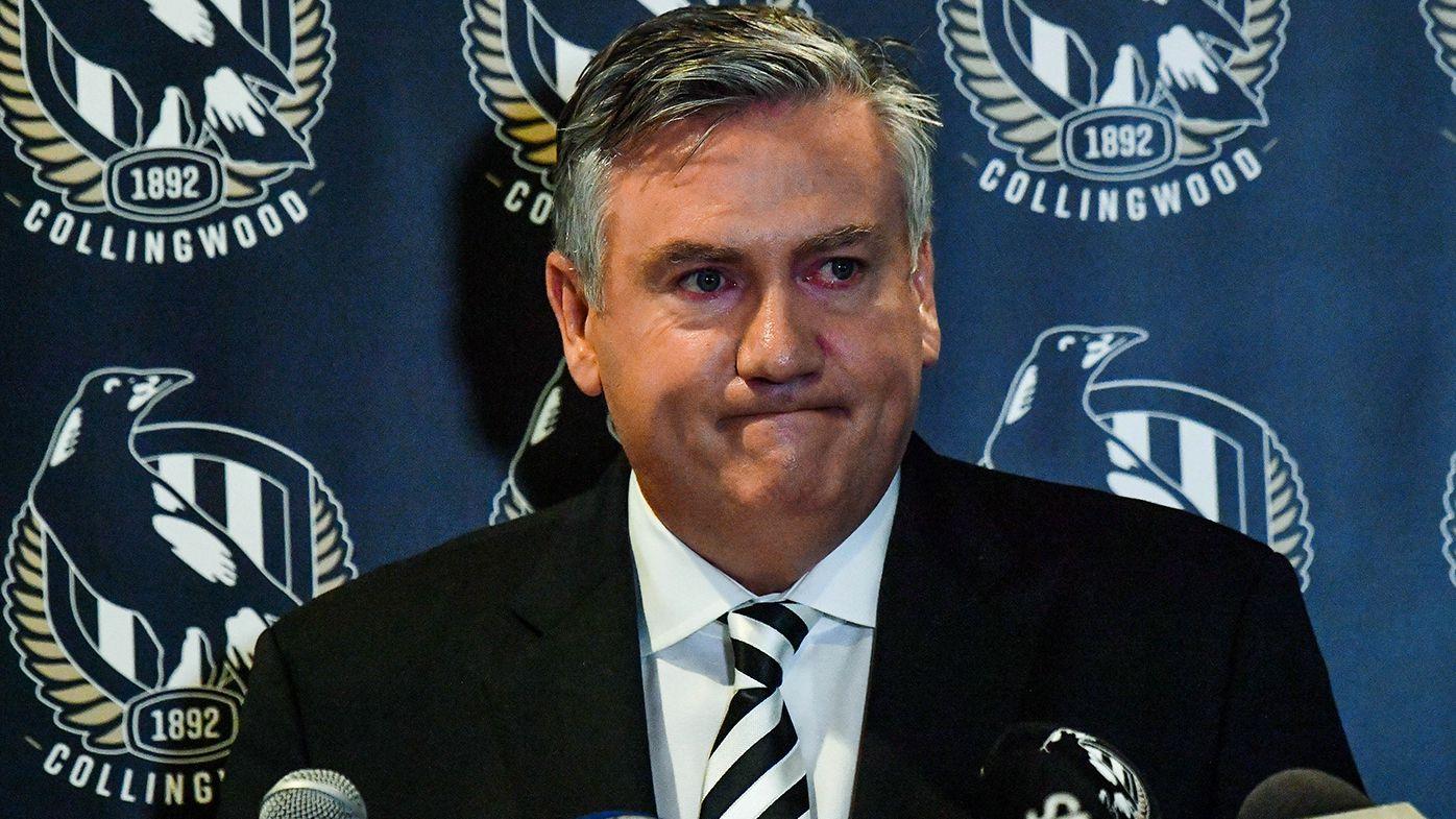 Tony Jones: Eddie McGuire's polarising Collingwood reign did far more good than bad