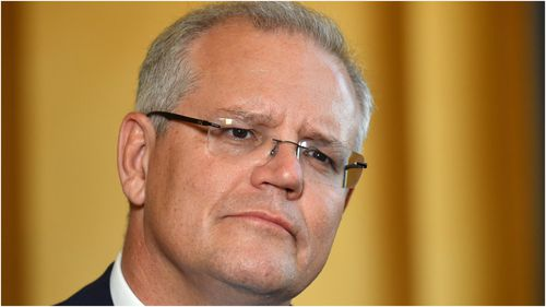 Scott Morrison has called for a resolution between the US and China as the trade dispute impacts the global economy.