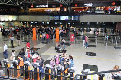 4. Afonso Pena International Airport, Curitiba, Brazil: 8.37 /10