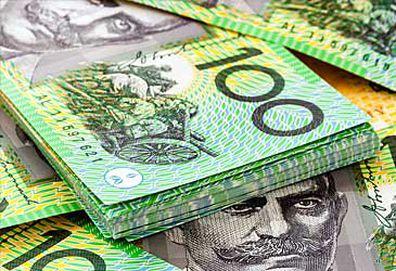 Australian $100 banknotes (Getty)