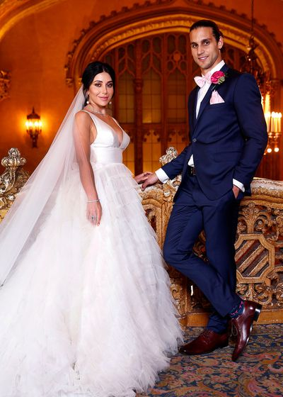 Image result for michael and martha wedding