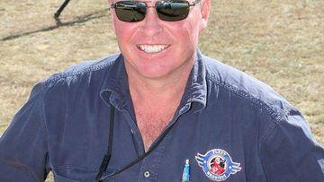 Pilot Lachie Onslow.