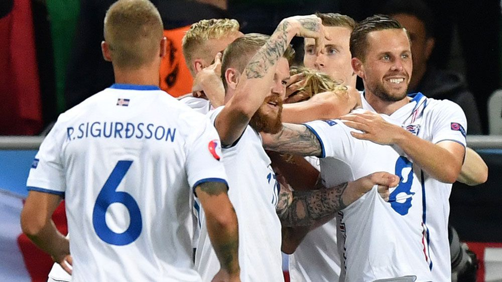 Iceland hold Portugal to shock draw
