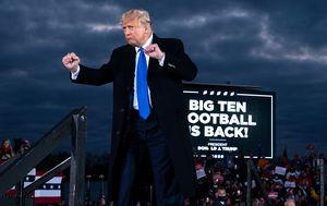 Cool Trump wins big in clutch Ohio vote