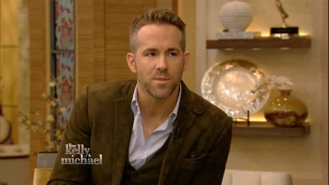 Ryan Reynolds on how he annoys his wife