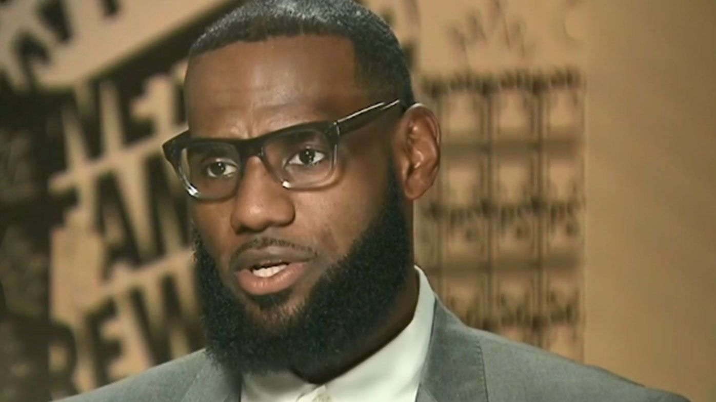 LeBron James lashes US President Donald Trump for using sport to divide