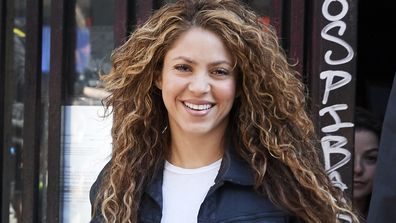 Shakira in March, 2019.