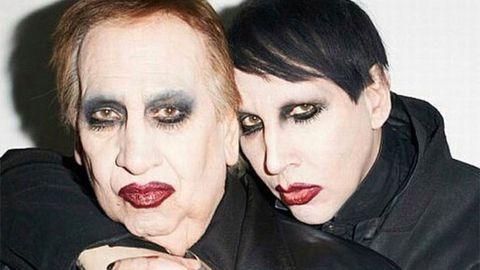 Marilyn Manson father