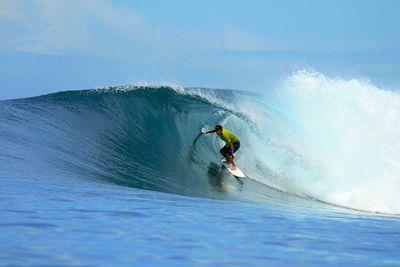 14. Mentawai Islands, Sumatra, Indonesia 135,938 hashtags